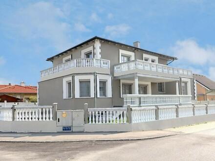 Belagsfertige Familienvilla Nähe Wohnpark Fontana im Bezirk Baden - NEUBAU