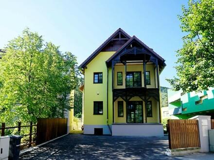 Revitalisierte Stadtvilla in Hauptplatz-Nähe - ERSTBEZUG