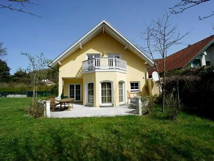 Einfamilienhaus nahe der westlichen Wiener Stadtgrenze
