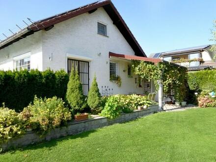 Miethaus mit Terrasse, Pool und großem Garten in Grünruhelage
