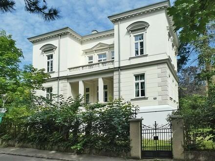 3-Zimmer Stilmiete in Purkersdorfer Villa
