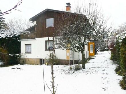 Einfamilienhäuschen in absoluter Ruhelage in Mauerbach