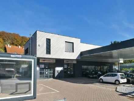 Barrieresfreies Bürolokal an der B1 in Gablitz