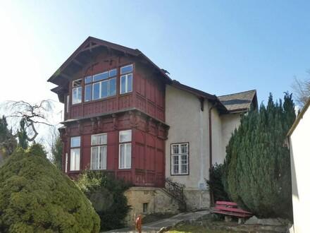 2-Zimmer-Miete in Wienerwaldvilla auf der Lawies