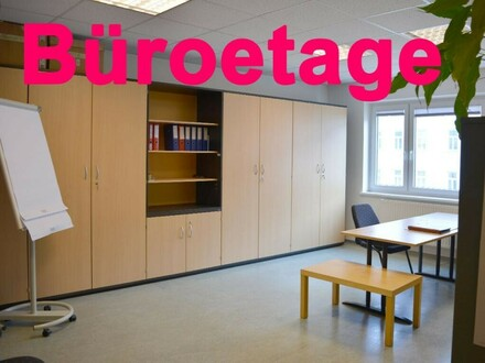 Büro-Etage zu mieten