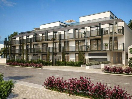 Neubauprojekt! 3-Zimmer-Wohnung mit Dachterrasse - PROVISIONSFREI - Anleger-Eignung!