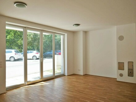 Ebenerdiges 2-Zimmer-Eigentum