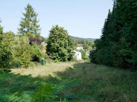 Neuparzellierung: Baugrundstück in guter Siedlungslage BPL 1