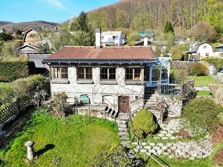 Haus auf Genossenschaftsgrund in absoluter Grünruhelage in der Baunzen
