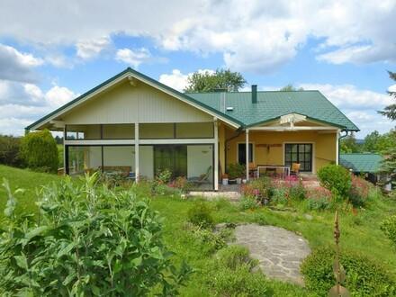 Einfamilienhaus in ländlicher Lage auf halbem Weg zwischen St. Pölten und Wien