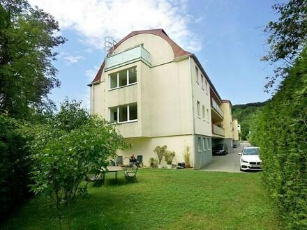 3-Zimmer-Wohnung mit Terrasse in zentraler Lage