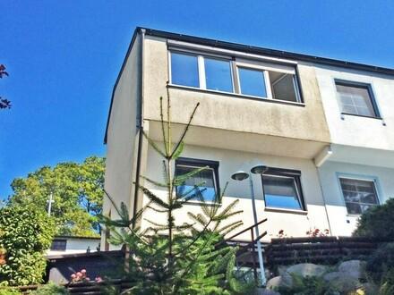 Doppelhaushälfte mit traumhafter Aussicht am Kordon