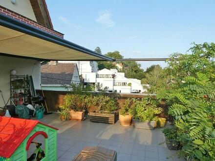 Sonnendurchflutete Eigentumswohnung mit 2 Terrassen