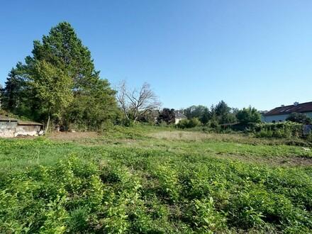 Neuparzellierung: Baugrundstücke in Schwadorf