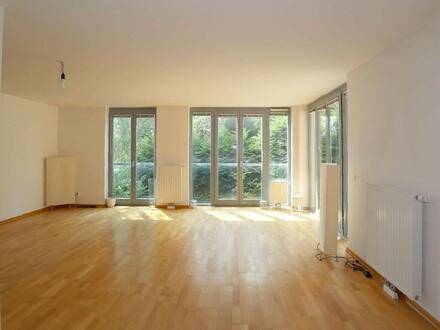 4-Zimmer-Gartenwohnung Nähe Auhofcenter