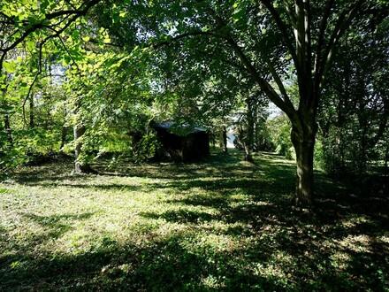 Baugrundstück in ruhiger Siedlungslage im Einzugsgebiet von Wien