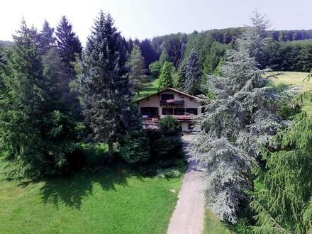 Achtung Naturfreunde - Idyllischer Landsitz mitten im Wienerwald