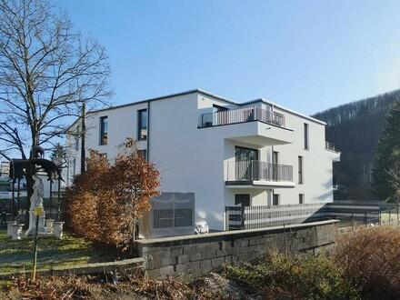 Hochwertige 3-Zimmer-Wohnung mit Westbalkon