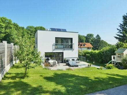 TRAUMLAGE IN HIETZING! - Architektenhaus am Lainzer Tiergarten