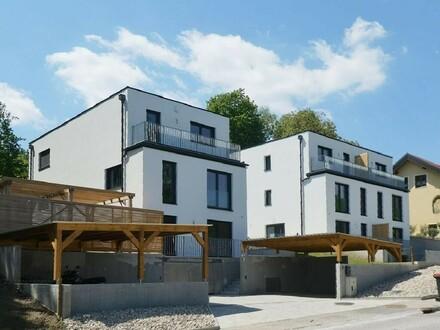 Hochwertige Doppelhaushälfte mit Südgarten - PROVISIONSFREI!