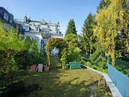 Attraktive Gartenwohnung in Grünruhelage Nähe Steinhofgründe