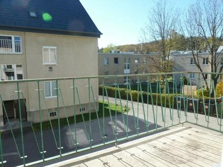 Helle 3-Zimmer-Wohnung mit Balkon nahe Auhof-Center