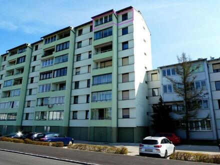 3-Zimmer-Wohnung mit Loggia und Fernblick