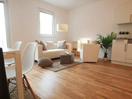 Exklusives und urbanes Wohnerlebnis! Neubauwohnung inkl. Küche und einladendem Balkon verspricht höchstes Wohlfühlpotential!