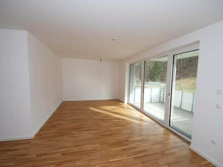Baubeginn erfolgt! Leistbare Familien-Wohnung in der grünen Fischböckau - Südbalkon - Top-Konditionen dank gr. Landesdarlehen!