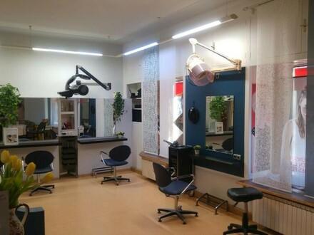 Friseursalon zum sofort in die Selbstständigkeit durchstarten - Aufsperren und vom vorhanden Kundenstamm profitieren! Prov.frei!