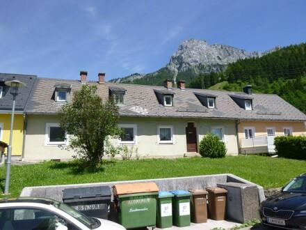 Reihenhaus im Eigentum von herrlicher Natur umgeben inmitten von Bergen in Eisenerz zum Kaufen