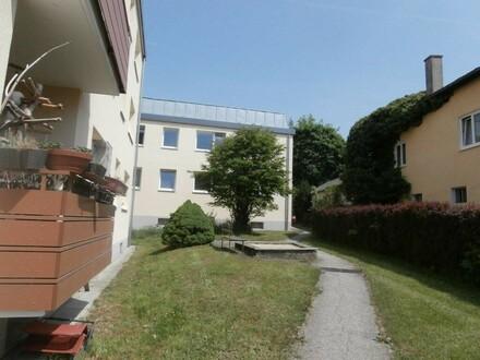 Wohlfühlgarantie inkl. - Familien-Wohn(t)raum! Naturnahe Toplage mit sonnigem Balkon in ruhiger Schärdinger Stadtrandlage!…