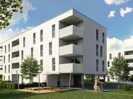 Ganz oben mit Blick ins Grüne - leistbar dank großer Wohnbauförderung! Idyllisches Familienwohnen in Grünlage
