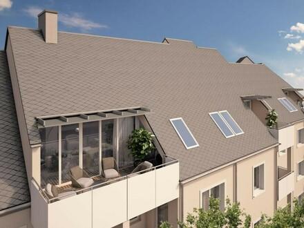 Penthousefeeling: Wohlfühloase auf höchster Ebene inkl. beeindruckendem Gebirgsblick vom eigenen Balkon im beliebt. Stadtteil…