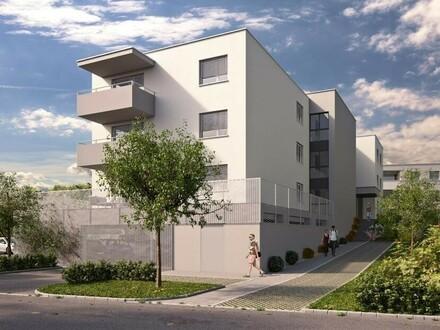 Ihren Wohntraum Wirklichkeit werden lassen! Modernes, neues Familiendomizil mit 2 Kinderzimmern und sehr großem Balkon in…
