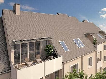 DG-Wohnung mit beeindruckendem Aussichts-Balkon (Bestpreisgarantie) in naturnaher u. dennoch zentrumsnaher Traumlage! Ausgewählte…