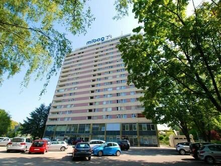 Exklusive Single-Wohnung mit herrlichen Ausblick über Linz! Zentral gelegen mit perfekter Infrastruktur! Sehr preiswert…