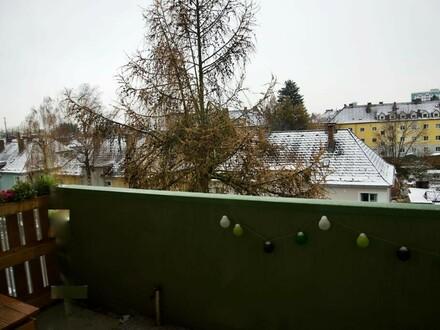 Familien aufgepasst: Balkon-Wohnung mit bestem Preis-/Leistungsverhältnis in naturnahem sowie gleichzeitig zentralem Umfeld…