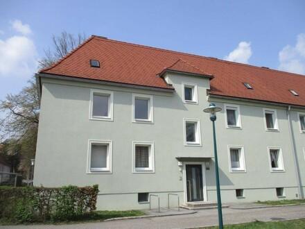 Sanierte 2 Raum Wohnung im naturnahen wohnqualitätsvollen Stadtteil Steyr Münichholz, provisionsfrei!