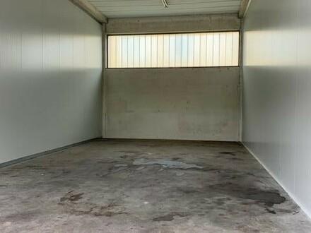 Lagerfläche oder XL-Garage mit 70 m² in zentraler Welser Toplage (optional mit zusätzlicher Freifläche)!
