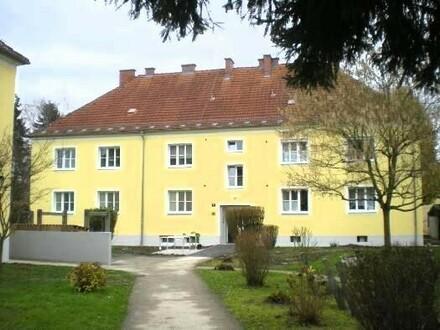 Zentrale Ruhelage in Grieskirchen! Gut geschnittene und preiswerte 2-Zimmer-Wohnung in grüner Umgebung, Top-Infrastruktur,…