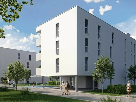Stadtnahe Wohnoase mit Blick ins Grüne - leistbar dank großer Wohnbauförderung!