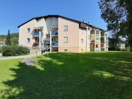 Traumhafte Maisonette-Wohnung mit Balkon in zentraler Voitsberger Lage! Inkl. Einzelgarage! Auch ideal geeignet für Familien!…