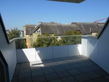 Moderne Loft Wohnung - Wohlfühloase für hohe Ansprüche mit beeindruckendem Gebirgsausblick vom Balkon im Stadtteil Bindermichl/Oed