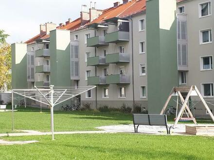 Attraktive Single-Wohnung in Welser Toplage zu vermieten! Zentral gelegen mit perfekter öffentlicher Verkehrsanbindung! Provisionsfrei!