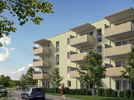 Drachenwiese - Sonnenbalkon - barrierefreies modernes Wohnen in Neubau-Mietwohnung in Steyr-Münichholz, provisionsfrei!