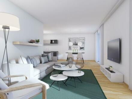 Sichern Sie sich diesen Familientraum! Dreiseitig orientierte Wohnung ermöglicht ein Leben mit der Sonne!