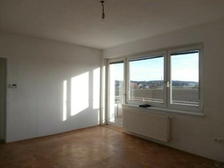 Sanierte 2-Raum-Wohnung mit großem Balkon in sonniger Lage! Ideal für ruhesuchende Naturliebhaber! Preiswert und provisionsfrei!