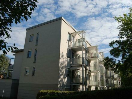 Erleben Sie ein einzigartiges Wohngefühl! Helle, freundliche Wohnung in grüner Stadtrandlage mit optimaler öffentl. Verkehrsanbindung…