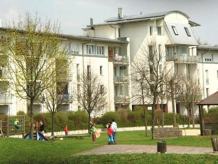 Traumhafte Maisonetten-Wohnung in idyllischer Grünlage mit Balkon! Ideale Kombination für Stadt- und Naturliebhaber! Provisionsfrei!